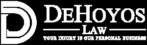 DeHoyos Law Logo - Houston Personal Injury Lawyer