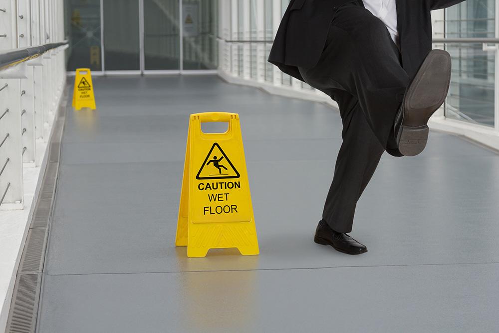 Houston premises liability attorney